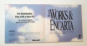 Microsoft-Works-amp-Encarta-1994-Encarta-96-Encyclopedia