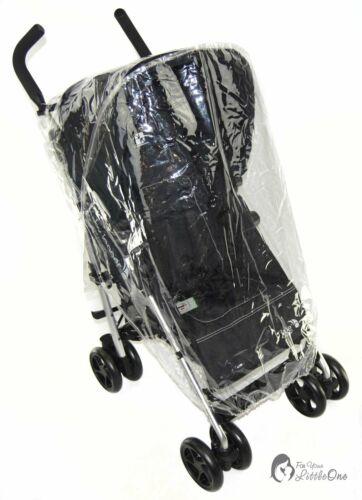 Protector contra la lluvia compatible con Mothercare whizzi