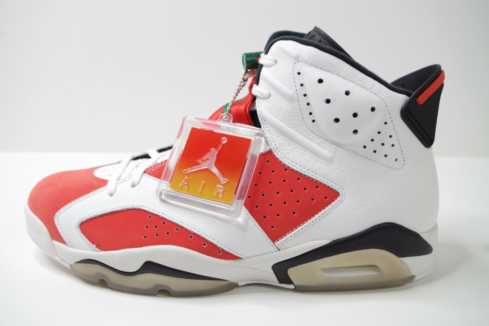 wholesale dealer dbcbc 0b46c NIKE AIR JORDAN 6 Rétro GATORADE Blanc Taille Taille Taille US 13 384664  145 ae4a93
