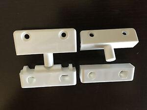 Shower Screen Door Pivot Blocks To Suit Regency Repair