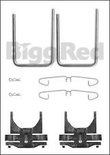 Front Brake Caliper Pad Fitting Kit for Saab 90,99 (1974-1987) 900 (1976-1987)