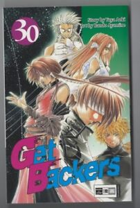 + + Get Backers Volume 30 Manga (yuya Aoki) Allemand Top! + +-afficher Le Titre D'origine