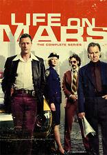 Life On Mars . The Complete Series . Season 1 + 2 . Harvey Keitel . 4 DVD . NEU