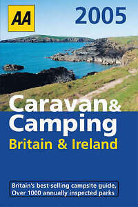 Fossa caravan & camping park | killarney | ireland| alan rogers.