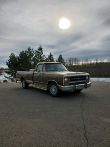 1987 Dodge Other Pickups LE