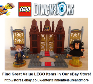 Genuine-LEGO-Dimensions-Fantastic-Beasts-And-Where-To-Find-Them-Story-Pack-71253