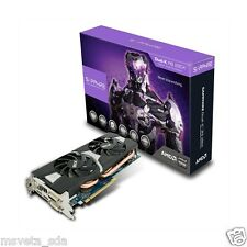 SAPPHIRE ATI AMD Radeon DUAL-X R9 280X 3GB GDDR5 OC PCI-E Video Card HDMI DVI DP