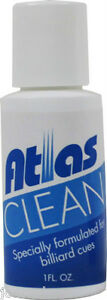 Atlas Clean - Shaft Cleaner for pool cue shafts - FREE US SHIPPING