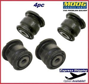 Moog Rear Upper Outer Suspension Control Arm Bushing Set