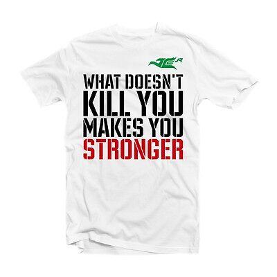 NEW Julio Cesar Chavez Jr Team JC Chavez Jr What Doesn/'t Kill You T-Shirt S-XL