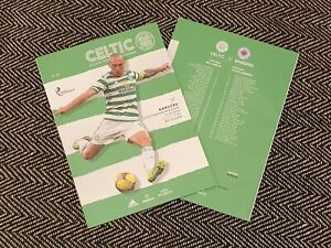 Celtic-v-Rangers-GLASGOW-OLD-FIRM-DERBY-Matchday-Programme-17-10-2020