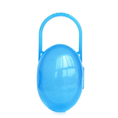 Baby Infant Pacifier Box Case Holder Portable Soother Container Travel Storage