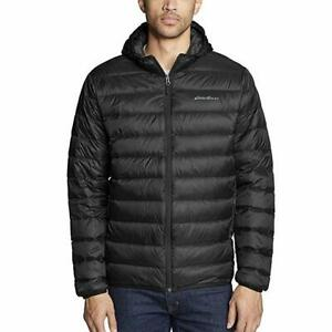 Eddie-Bauer-Men-039-s-Cirruslite-Hooded-Down-Jacket