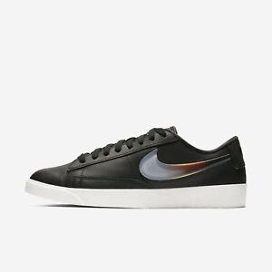 c0cfabcfed Details about Women's Nike Blazer Low Lux Premium Shoes Oil Grey White Size  7.5 AV9371 002 NIB