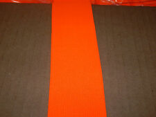 """10 YARDS 2"""" WIDE KNITTED ELASTIC COLOR: BRIGHT ORANGE  PN: 43HS - MADE IN USA"""