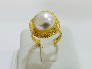 Tahitian-South-Sea-11-12mm-Pearl-14k-Gold-Summer-Ring