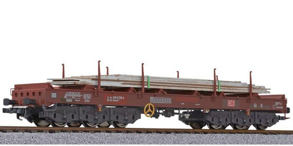 HS Liliput l235762 6-ACH. coiltransportwagen sahmms 711 autoico lastre di acciaio DB