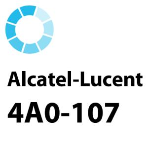 Alcatel-Lucent Quality of Service NRS QOS Test 4A0-107 Exam QA PDF+Simulator