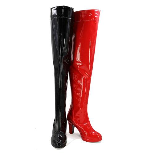 Fate//EXTELLA EXTRA RACIN Nero Cosplay Shoes Women Boots Handmade