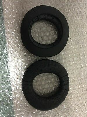 MINELAB KOSS UR-30 HEADPHONES Replacement Pads X 2. (pads Only)