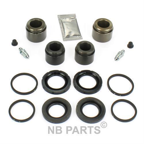 Kolben vorne 36//40 mm Bremssystem Brembo Bremssattel Reparatursatz Dichtsatz