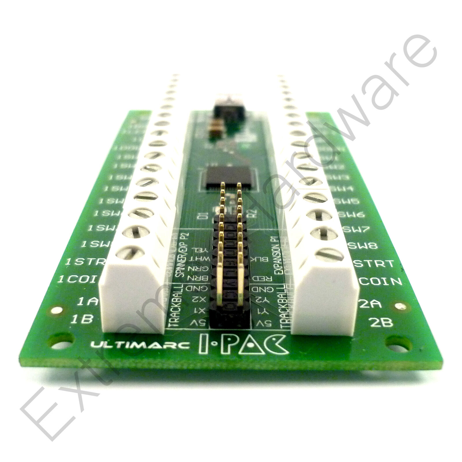 Ultimarc IPAC 2 Keyboard Encoder with USB Cable - New Latest Version MAME I-PAC