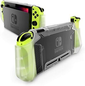 For Nintendo Switch Console Joy-Con, Mumba Shock-Absorbent TPU Grip Case Cover