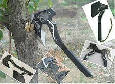 Hunting Camping Axe, Survival Tactical Axe, Fire Axe Hand Tool-A26BK