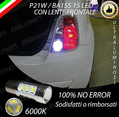 WinPower LED Lampadina della pozzanghera dello specchio laterale 6000K Bianco Senza errori per Focus Kuga Escape Mondeo S-MAX C-MAX 2 Pezzi