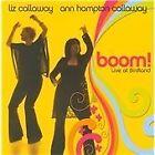 Ann Hampton Callaway - Boom! Live at Birdland (Live Recording, 2011)