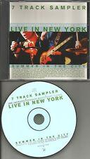 JOE JACKSON 7 Track Sampler ADVNCE USA PROMO DJ CD w/ Lovin Spoonful Remake  Trr