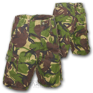 CAMO-WORK-SHORTS-DPM-CAMO-SOLDIER-95-BRITISH-ARMY-TRS-GRADE-1-CADETS-FISHING