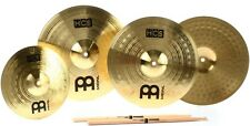Meinl Cymbals HCS Three for Free Cymbal Set Free s