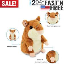 Talk Hampster Speak Record Voice Plush Funny Cheeky Talking Hamster Car Zaroe 1p