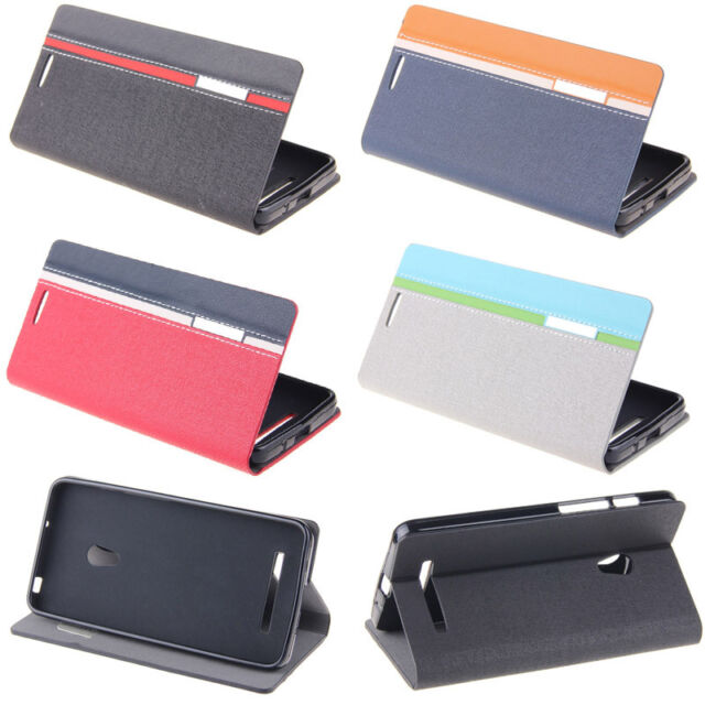 BookStyle Wallet Leather Flip Tpu Case Cover Stand For ASUS Zenfone 5 /Zenfone 6