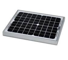 Panneau solaire photovoltaïque 10W 12V Monocristallin (10 watts)