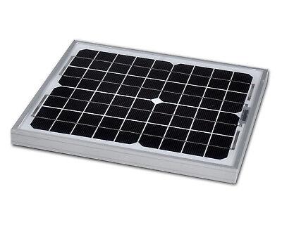Elegant And Graceful -segel Solar Photovoltaik 10w 12v Monokristallin 10 Watt