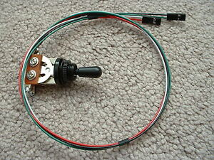 Marvelous Solderless Wiring Black 3 Way Toggle Switch Les Paul For Emg Quick Wiring Database Ittabxeroyuccorg