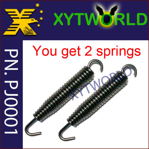 KTM 450 SX Racing 4-Stroke Exhaust Pipe Spring 2003-2006 38mm Silencer Muffler