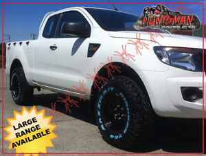 16x8-BLACK-WHEEL-FITTED-TO-MAXXIS-BIGHORN-764-265-75-16L-T-MUD-TYRE-FORD-RANGER