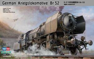 Hobbyboss-82901-1-72-Allemand-Kriegslokomotive-BR-52-Neuf