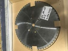 Radial Arm 20 Inch Carbide Tipped Popular Tools Saw Blade Set Of 3