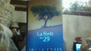 La-foret-des-29-de-Irene-Frain-Livre-d-039-occasion