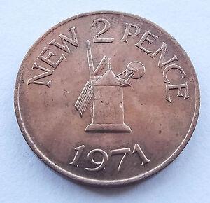 RARE JERSEY1971 NEW 2 PENCE 2P COIN HUNT - KENT, Kent, United Kingdom - RARE JERSEY1971 NEW 2 PENCE 2P COIN HUNT - KENT, Kent, United Kingdom