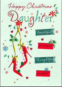 happy christmas daughter