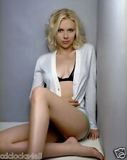 SeXy ~ Scarlett Johansson 8 x 10 GLOSSY Photo Picture IMAGE #5