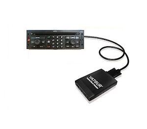 USB-AUX-Adaptador-MP3-Cambiador-de-CD-CITROEN-C2-C3-C4-C5-C6-C8