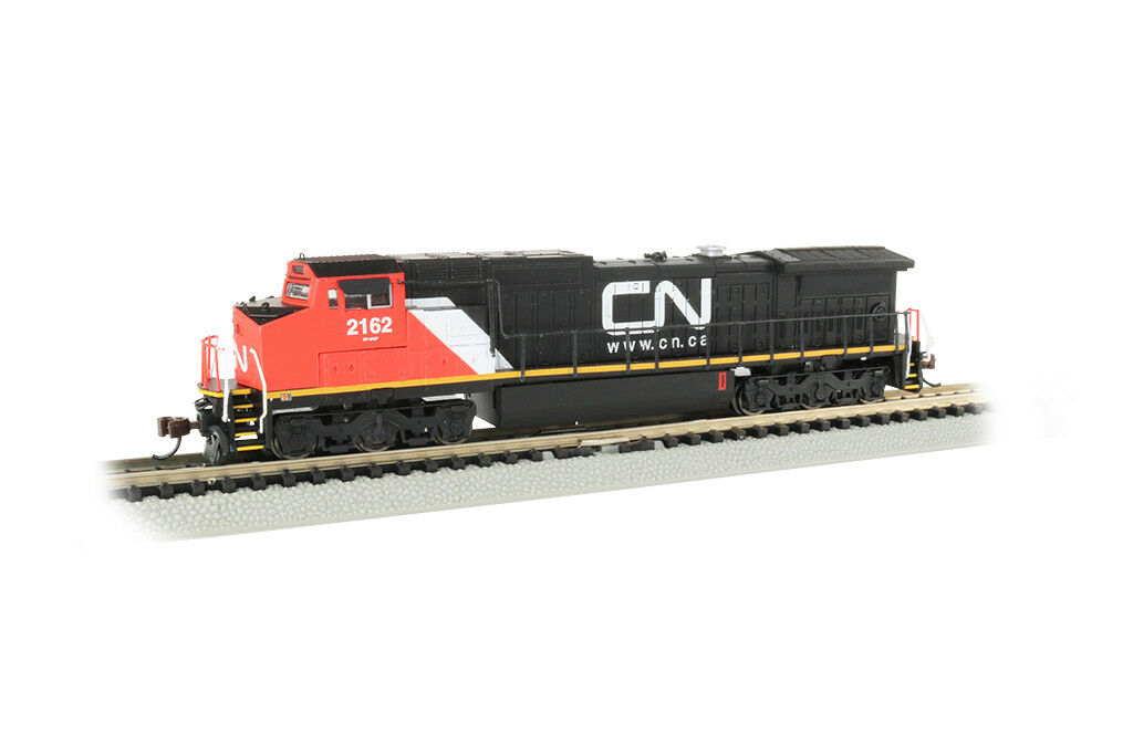 Scala N - Locomotiva Diesel Dash 8-40CW Canadian National con DCC+Sound - 67355