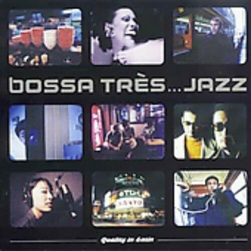 1 of 1 - Various Artists, Bos - Bossa Tres Jazz / Various [New CD] Argentin