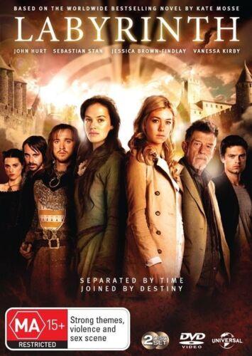 1 of 1 - Labyrinth : Season 1 (DVD, 2013, 2-Disc Set)